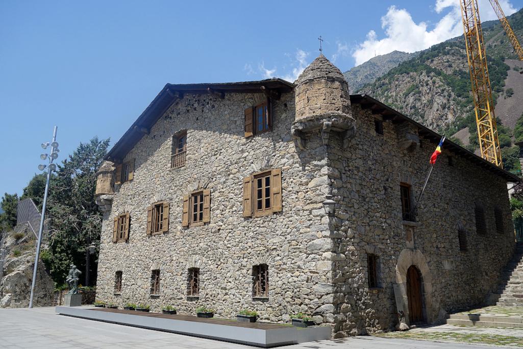 Andorra-la-Vella-Parlament-Casa-de-la-Vall