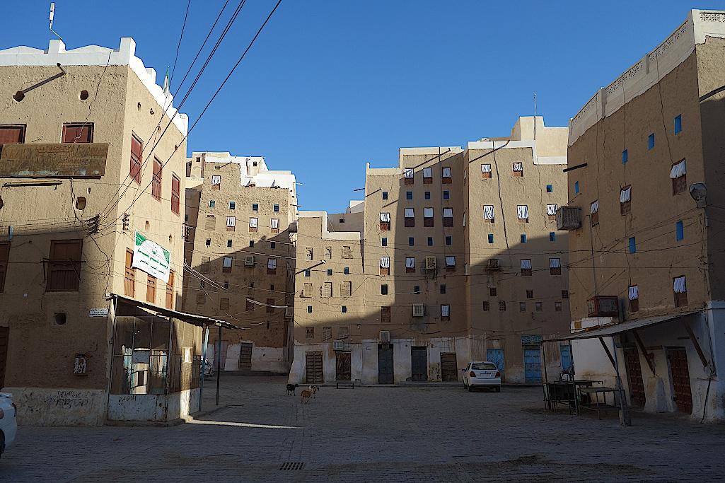 Shibam-im-Jemen