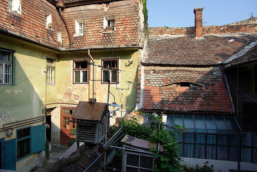 Innenhof-in-Sibiu