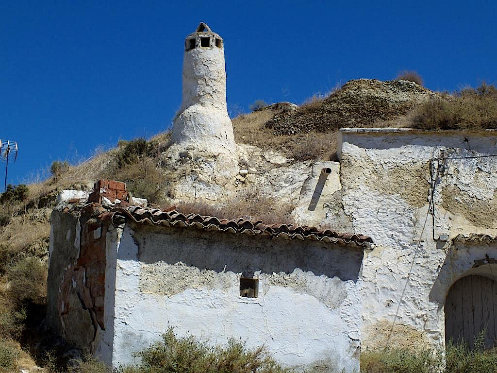 Hoehlenwohnung-in-Guadix-in-Andalusien