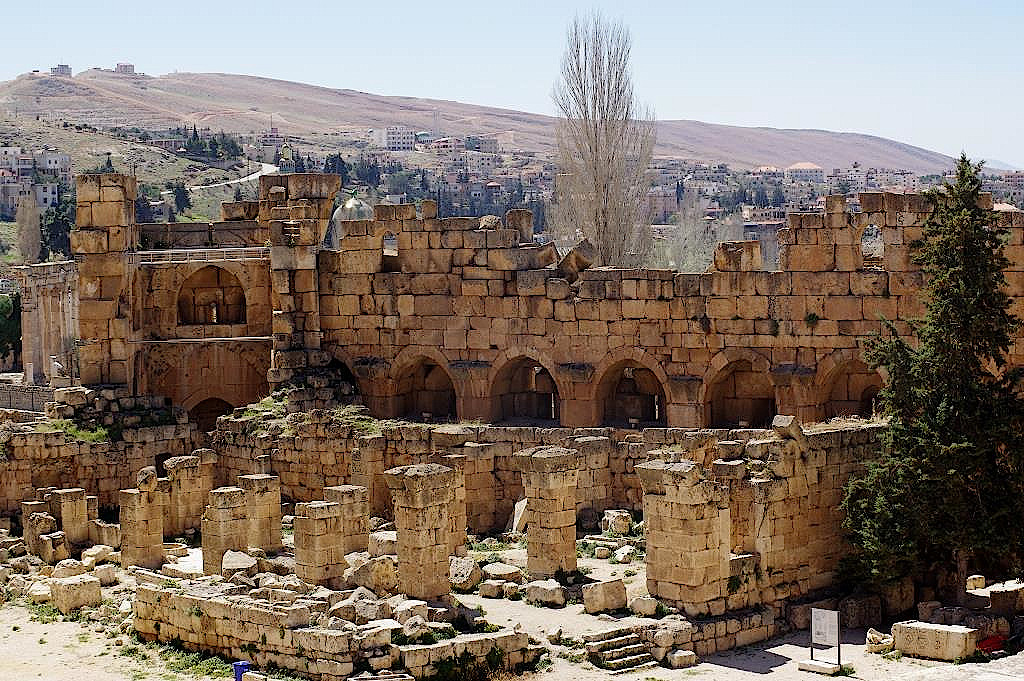 Baalbek-Libanon