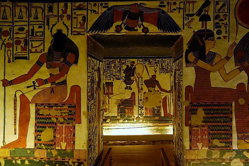 Grab-der-Nefertari-in-Luxor