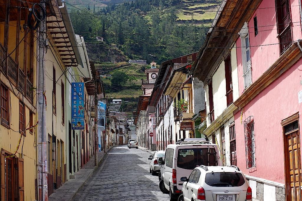Alausi-Ecuador
