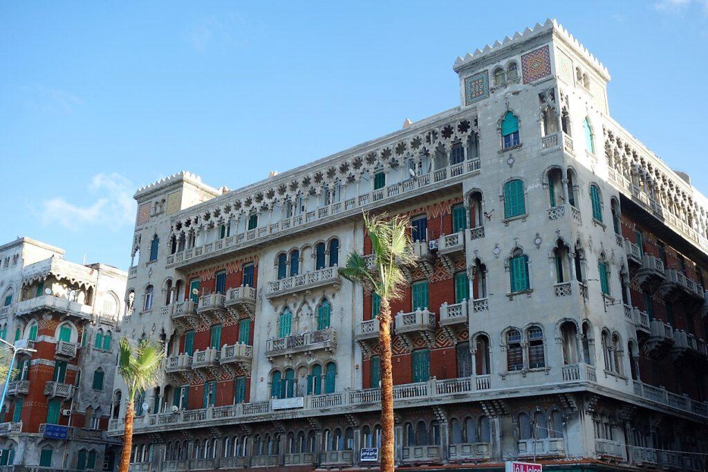 Corniche-in-Alexandria