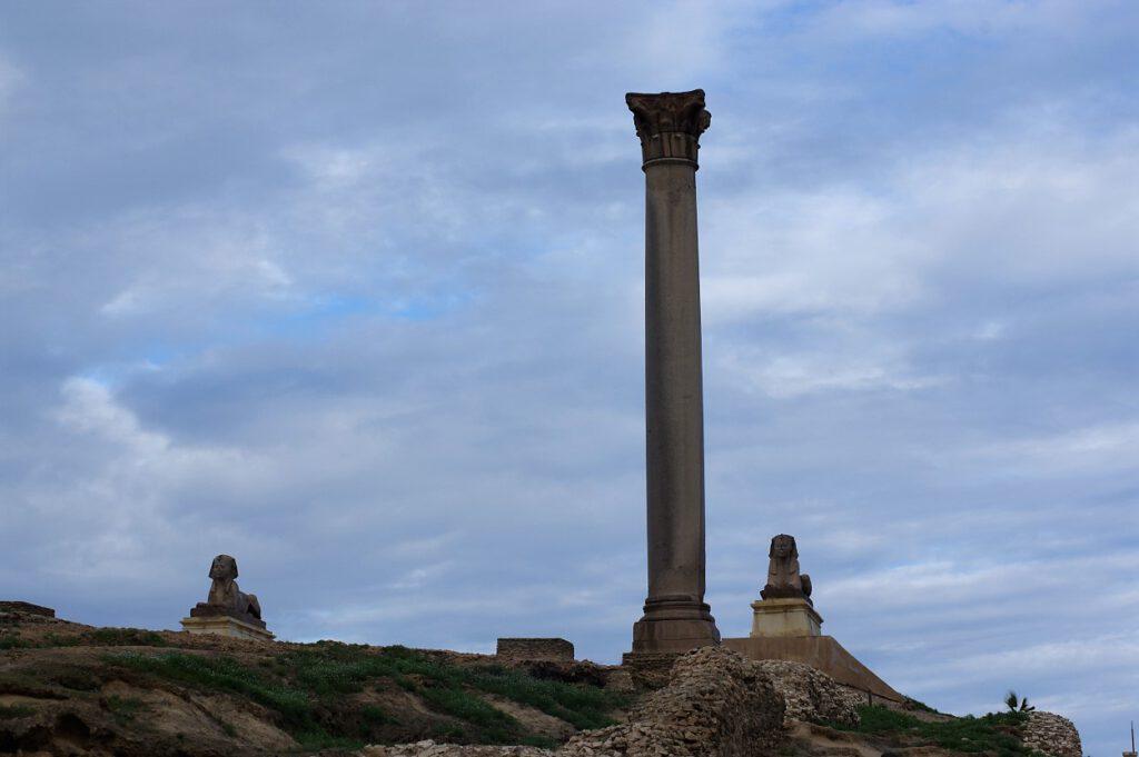 Pompeiussaeule-Alexandria