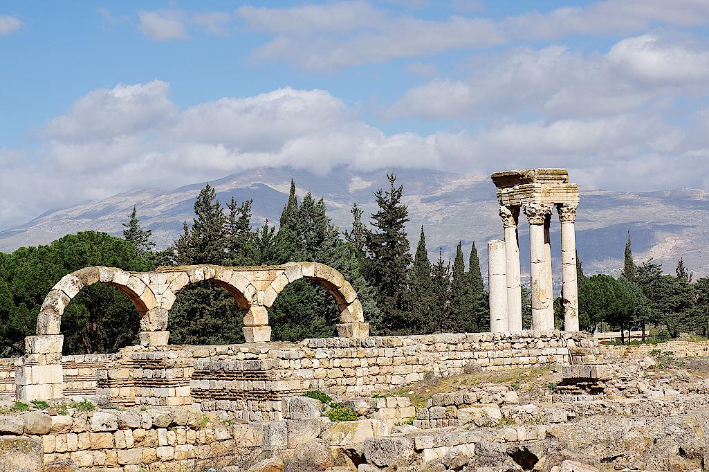 Anjar-Libanon