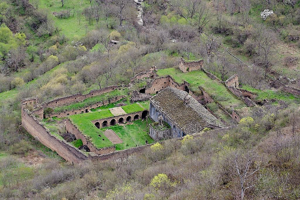 Armenien-Kloster-Anapat