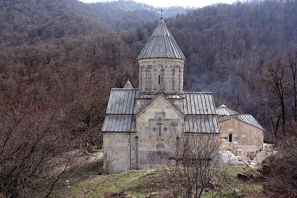 Armenien-Kloster-Haghartsin
