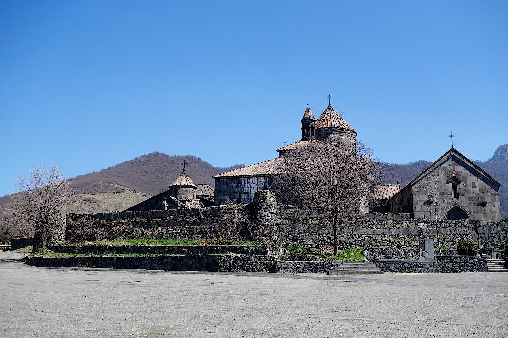 Armenien-Kloster-Haghpatavank