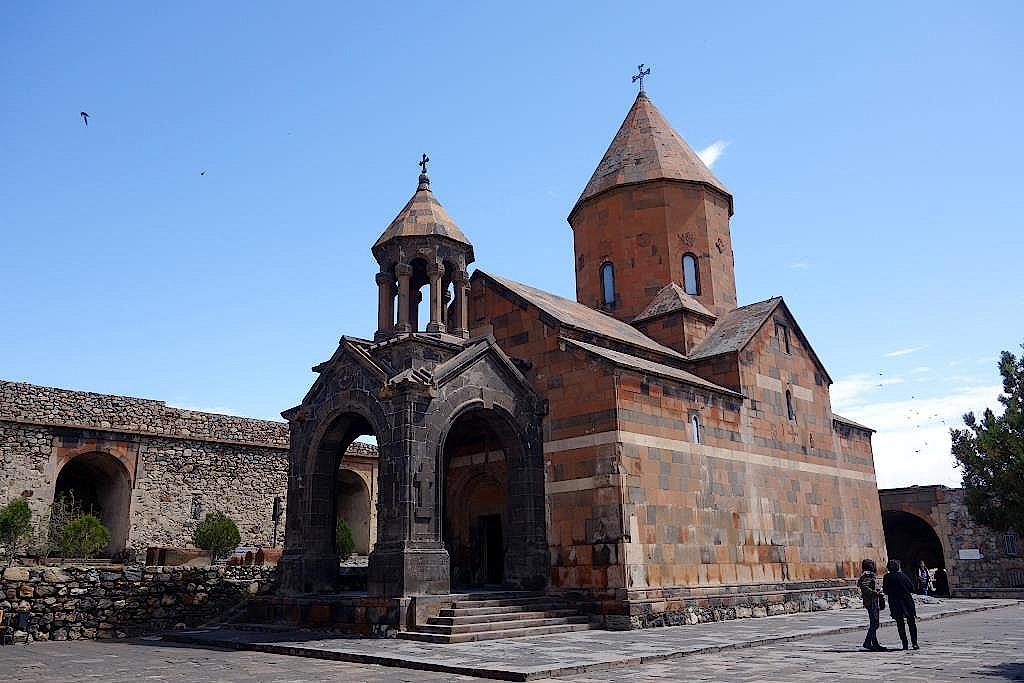 Kloster-Khor-Virap-Armenien