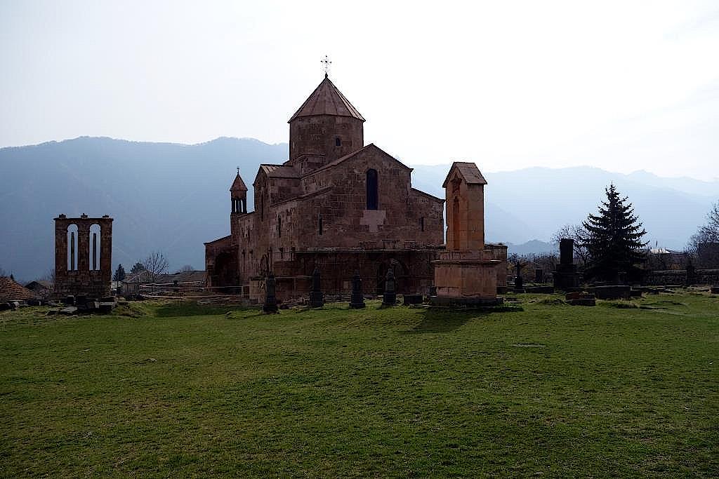 Armenien-Kloster-Odzon