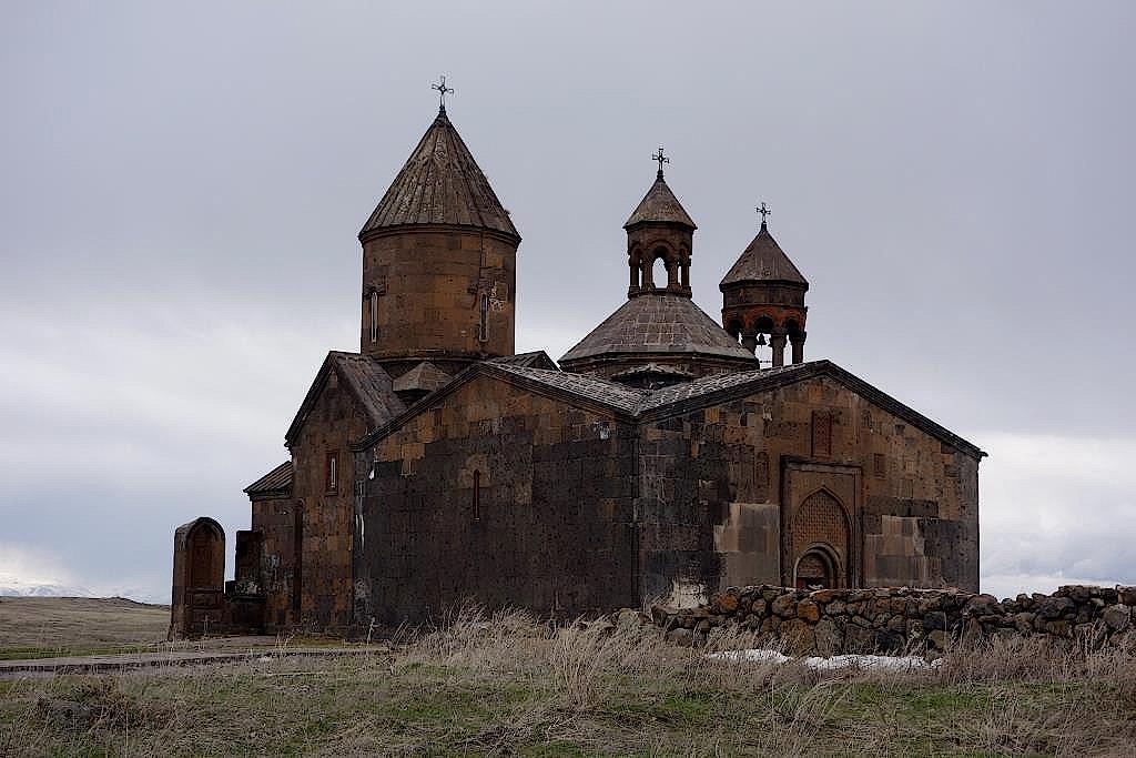 Kloster-Saghmosavank-Armenien