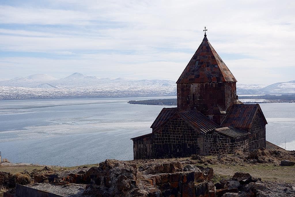 Armenien-Kloster-Sewanavank