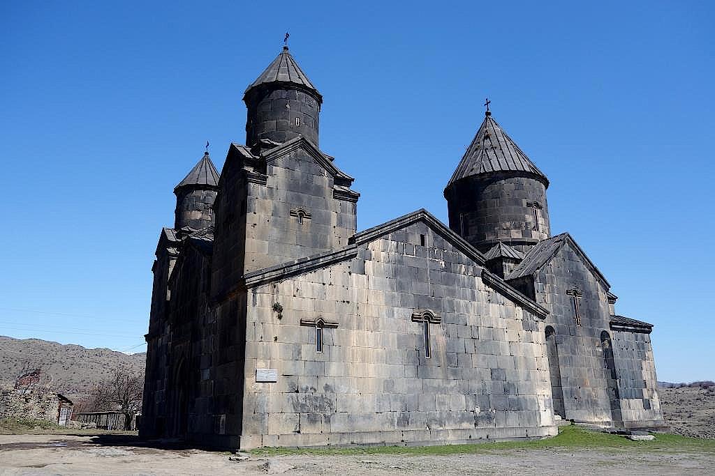 Armenien-Kloster-Theger