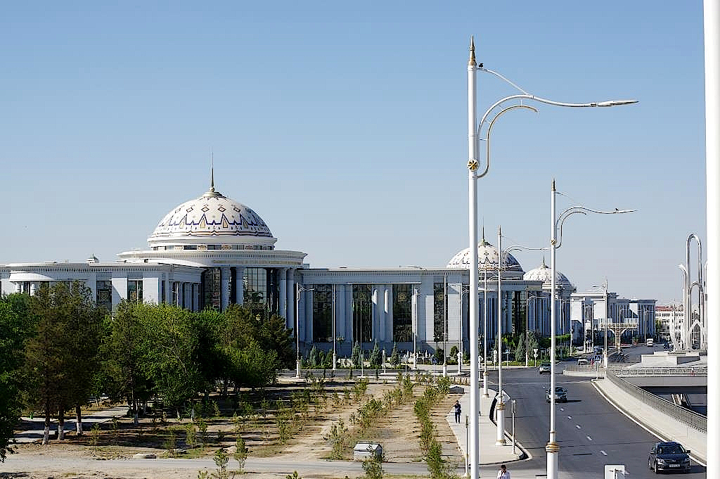 Ministerien-Turkmenistan