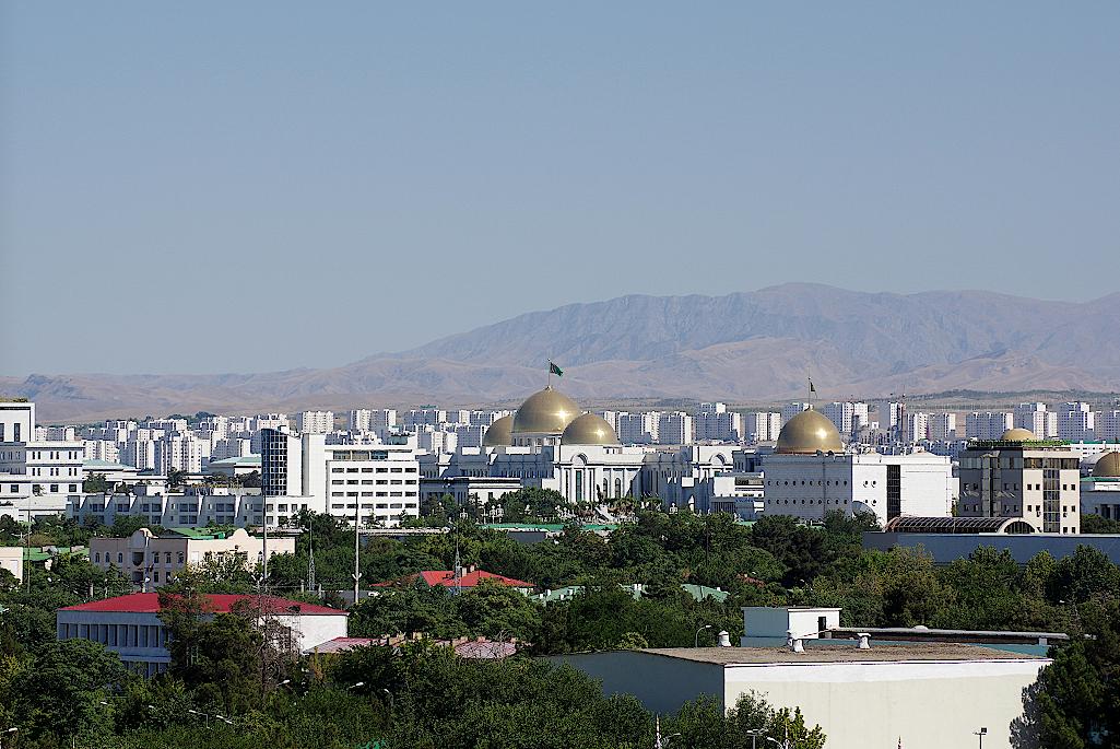 Aschgabat-Turkmenistan