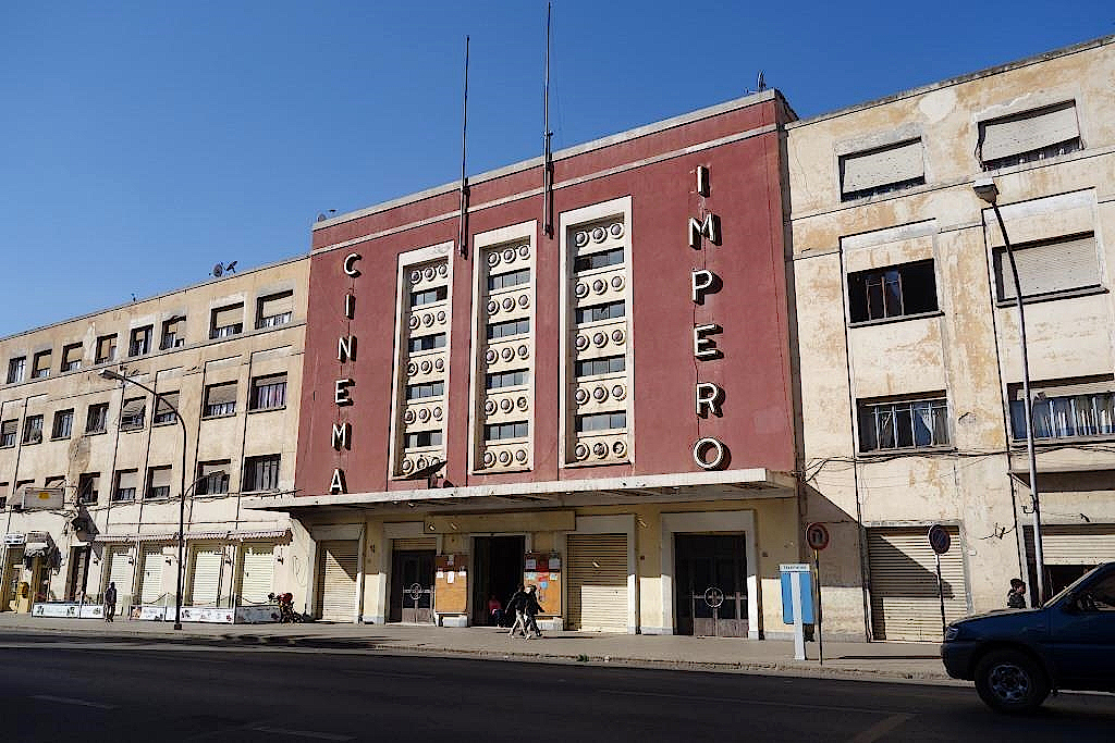 Asmara-Kino-Impero