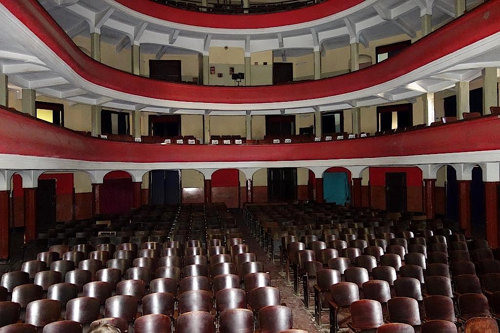 Asmara-Opernhaus-Zuschauerraum