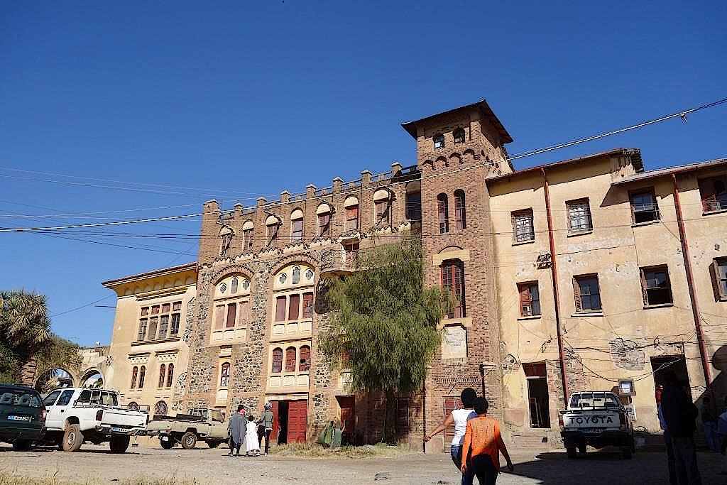 Asmara-Opernhaus