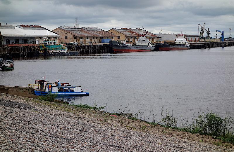 Asuncion-Río-Paraguay