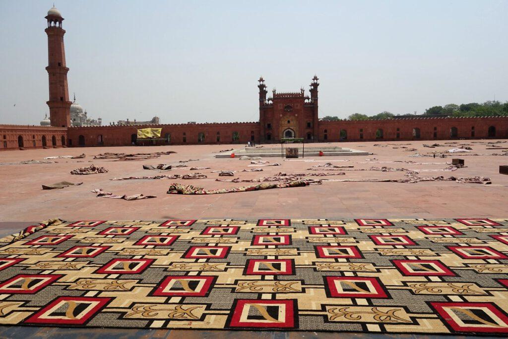 Badshahi-Moschee-Lahore