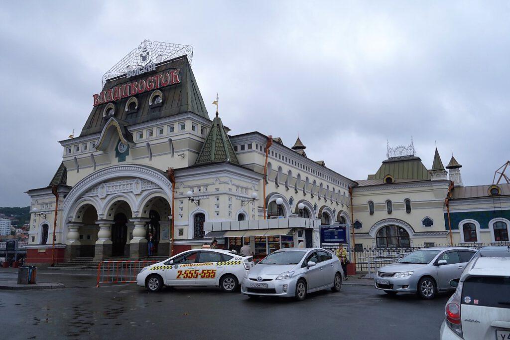 Bahnhof-Wladiwostok-Sibirien