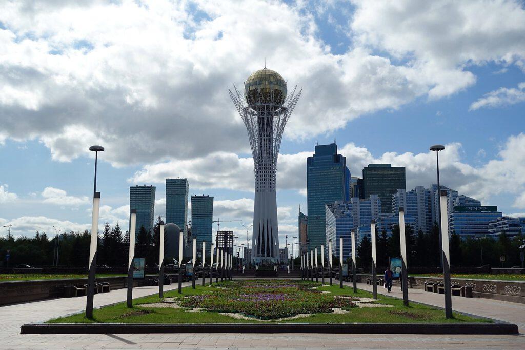 Bajtarek-Turm-Kasachstan