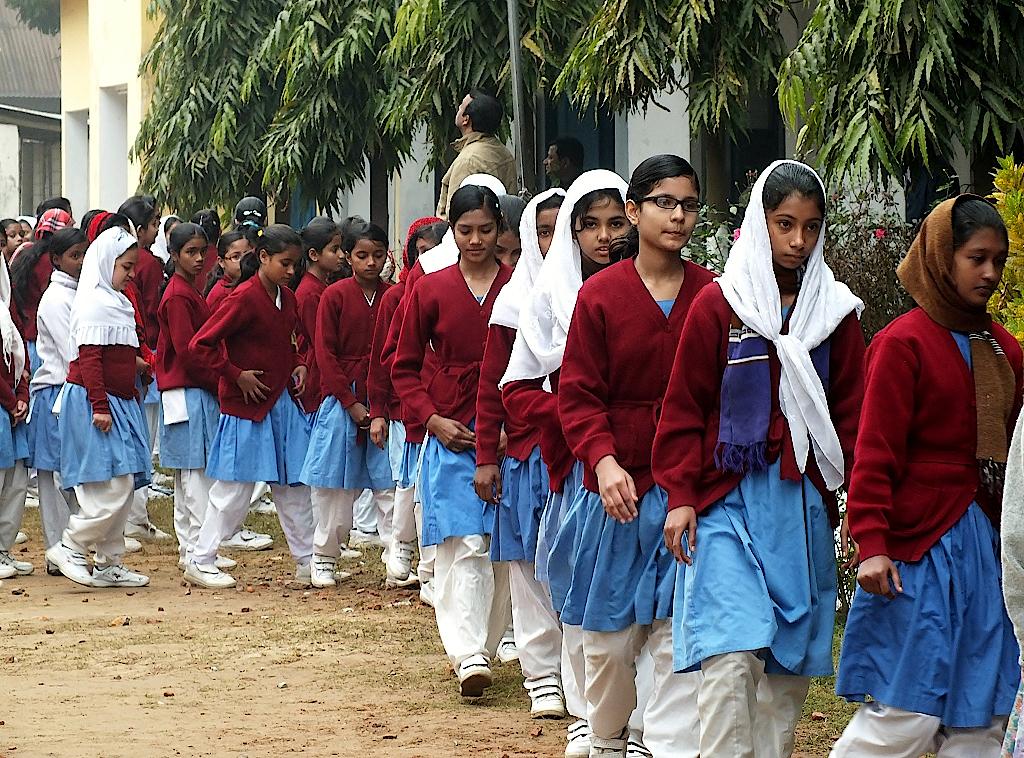 Bangladesch-Schule