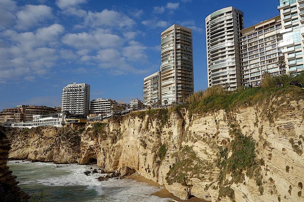 Beirut-Uferpromenade