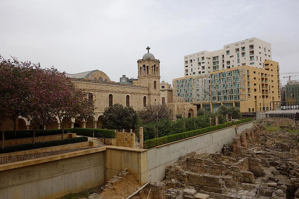 Beirut-Griechisch-orthodoxe-Georgs-Kathedrale
