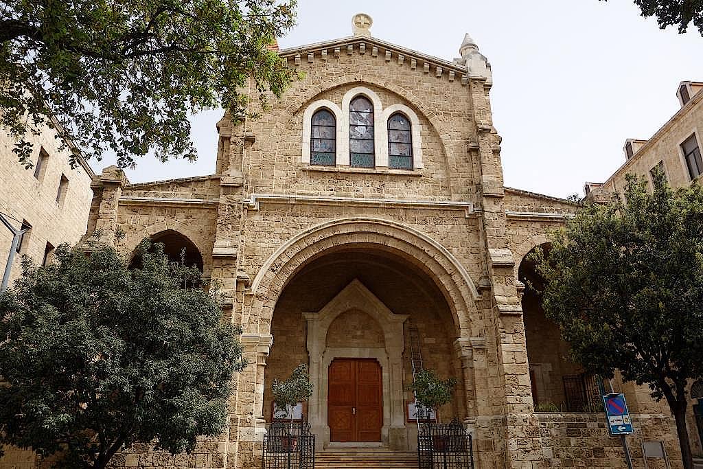 Beirut-Kathedrale-St.-Louis