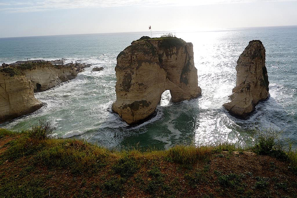 Beirut-Taubenfelsen