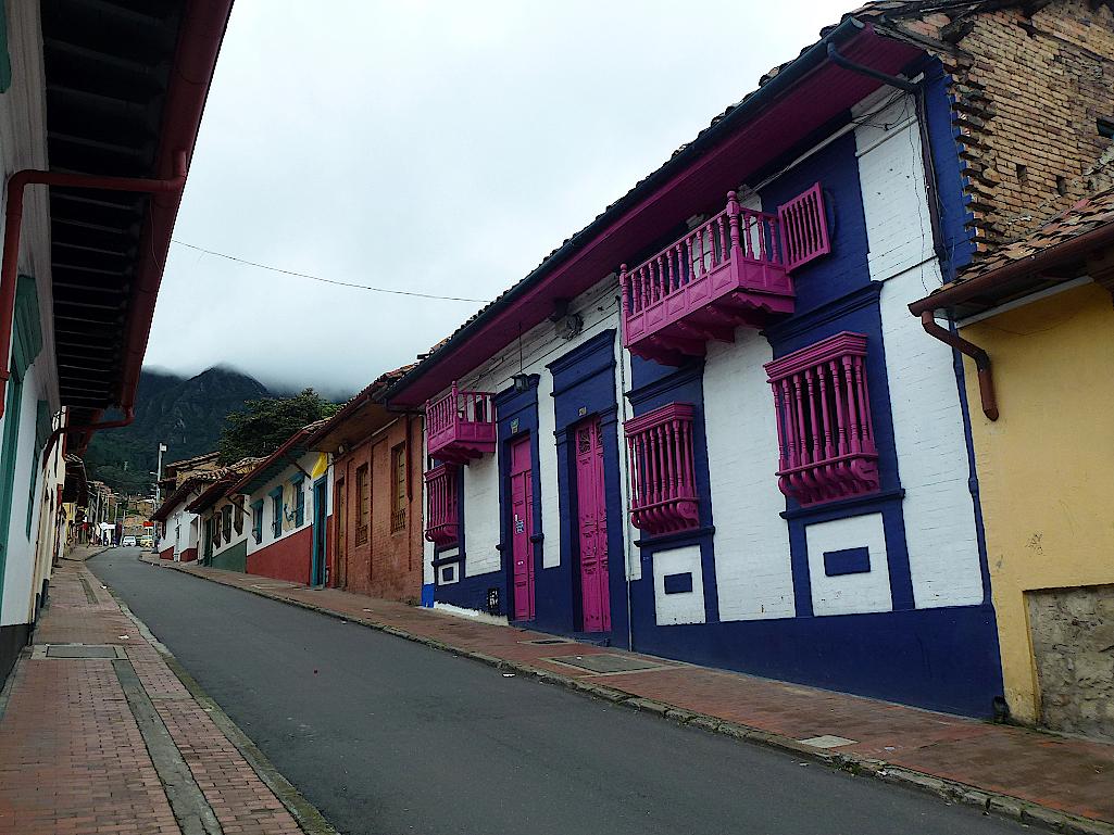 Bogota-Altstadt
