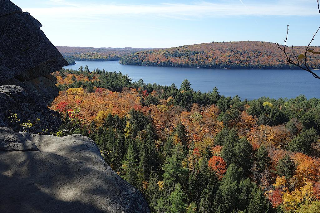 Algonquin-Provincial-Park-Booth-Rock-Trail