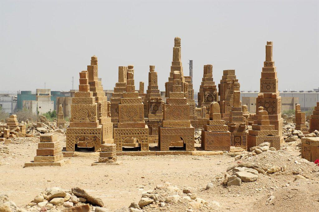 Chaukhandi-Graeber-in-Pakistan