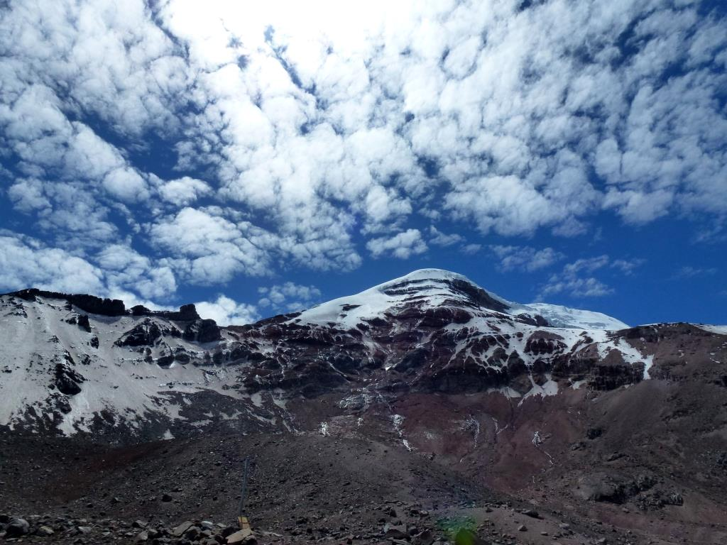 Chimborazo-Ecuador-