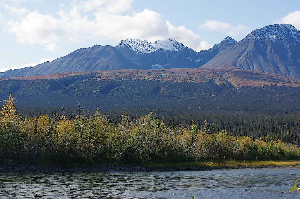 Dezadeash-River