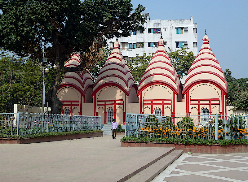 Dhakeshwari-Tempel-Dhaka