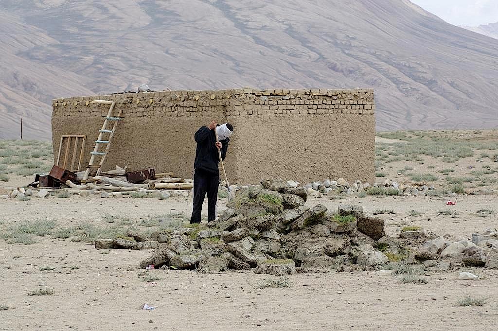 Dorf am Bulunkul