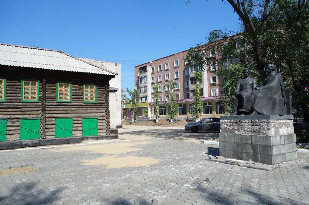 Dostojewski-Museum-Semej-Kasachstan