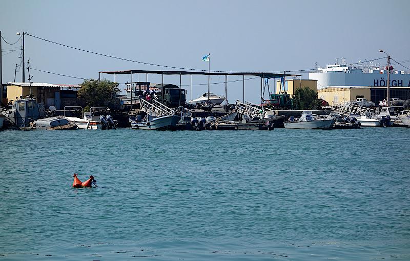Dschibuti-Hafen