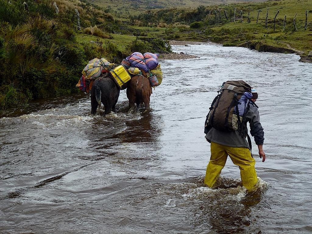 Ecuador-Condor-Trek