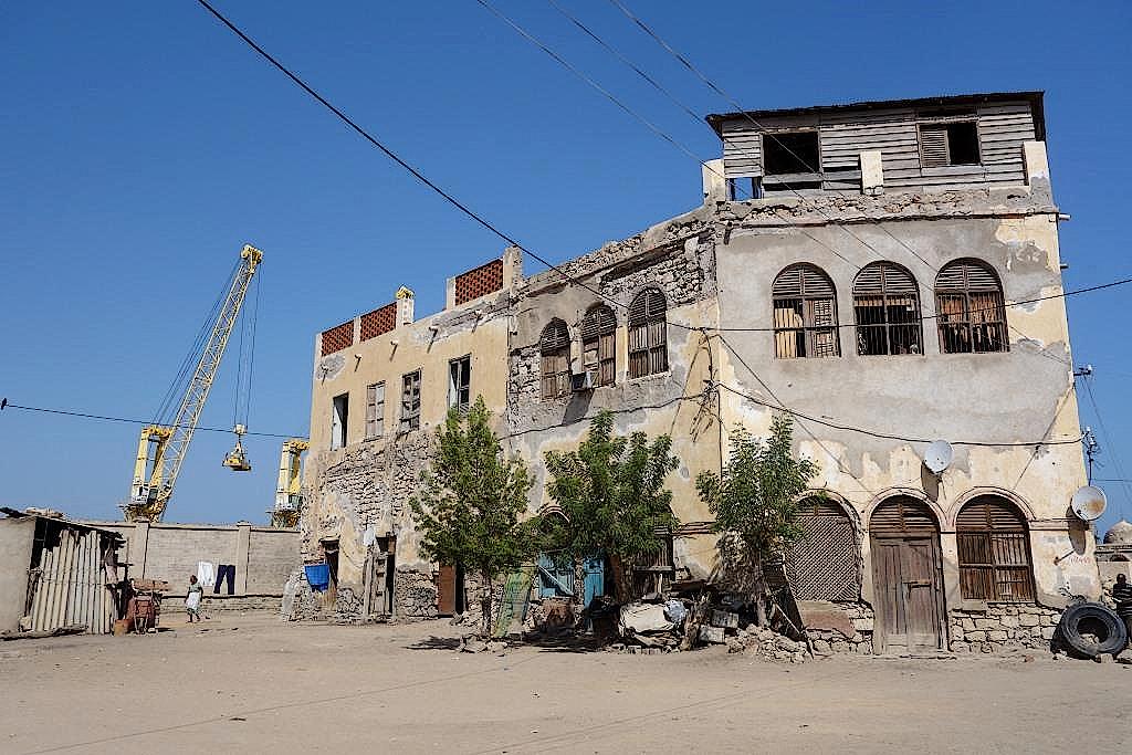Altstadt-Massaua-Eritrea