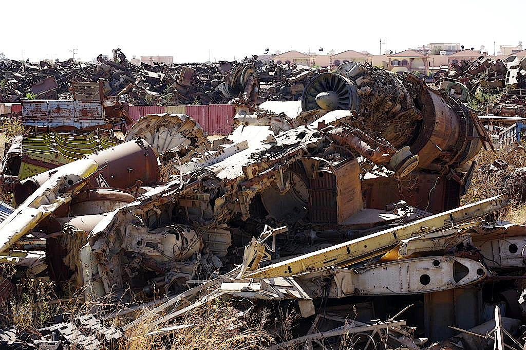 Asmara-Panzerfriedhof