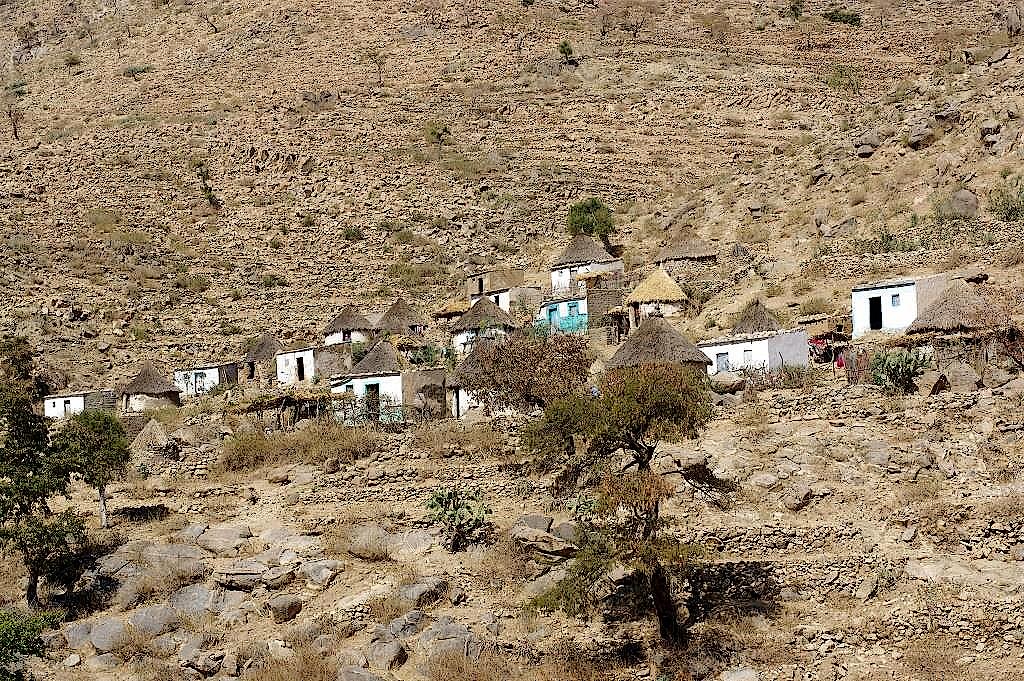 Siedlung-in-Eritrea
