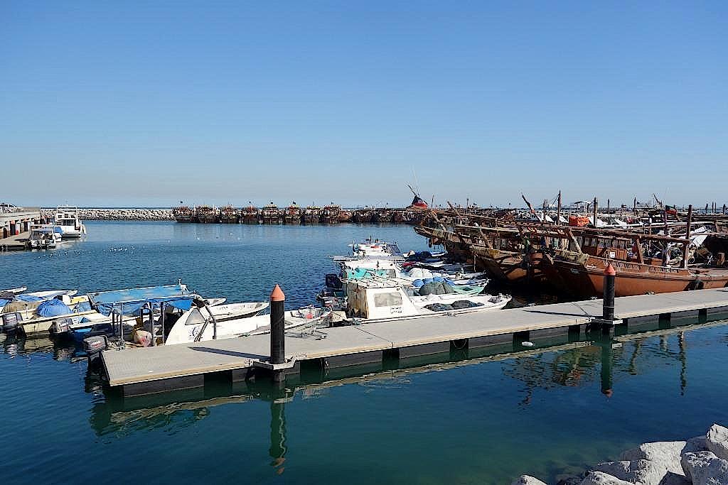 Hafen-in-Fahaheel-Kuwait