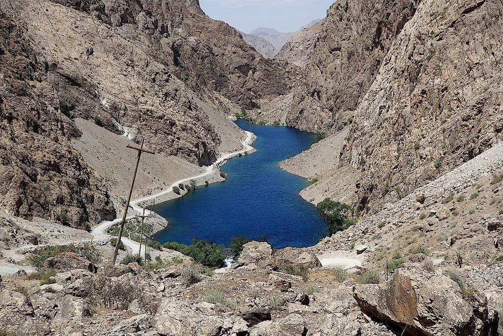 Sieben-Seen-Wanderung-Fan-Gebirge-Tadschikistan-