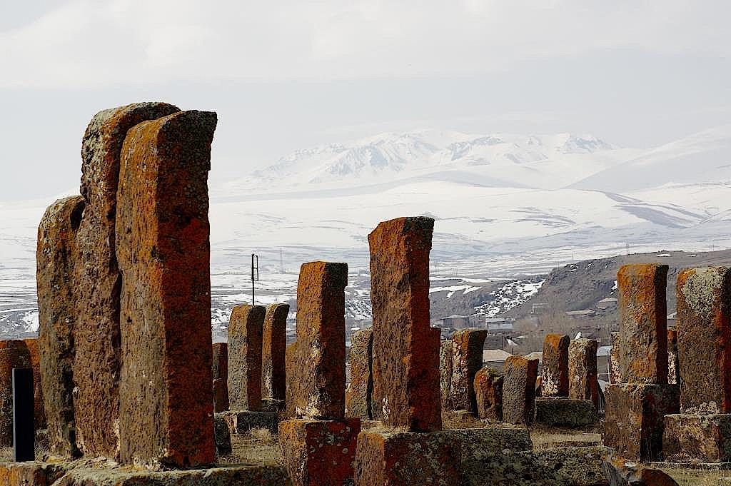 Friedhof-Noratus-Armenien