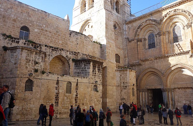 Grabeskirche-Jerusalem-Israel