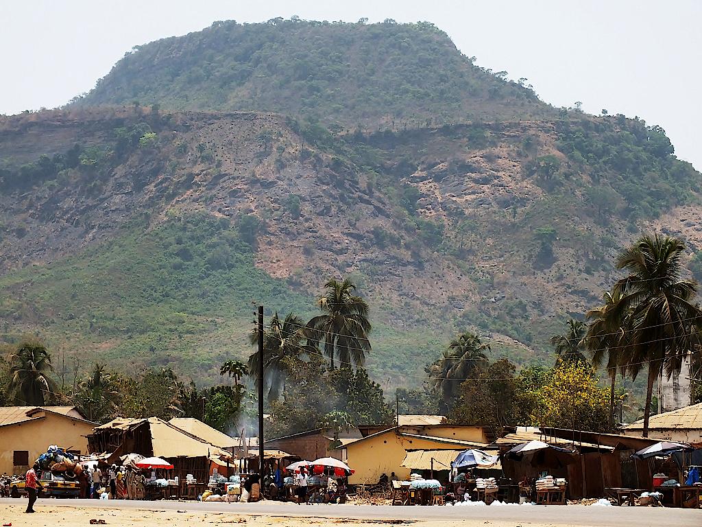 Tafelberge-in-Guinea